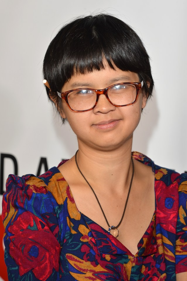 Charlyne Yi attends This Is 40