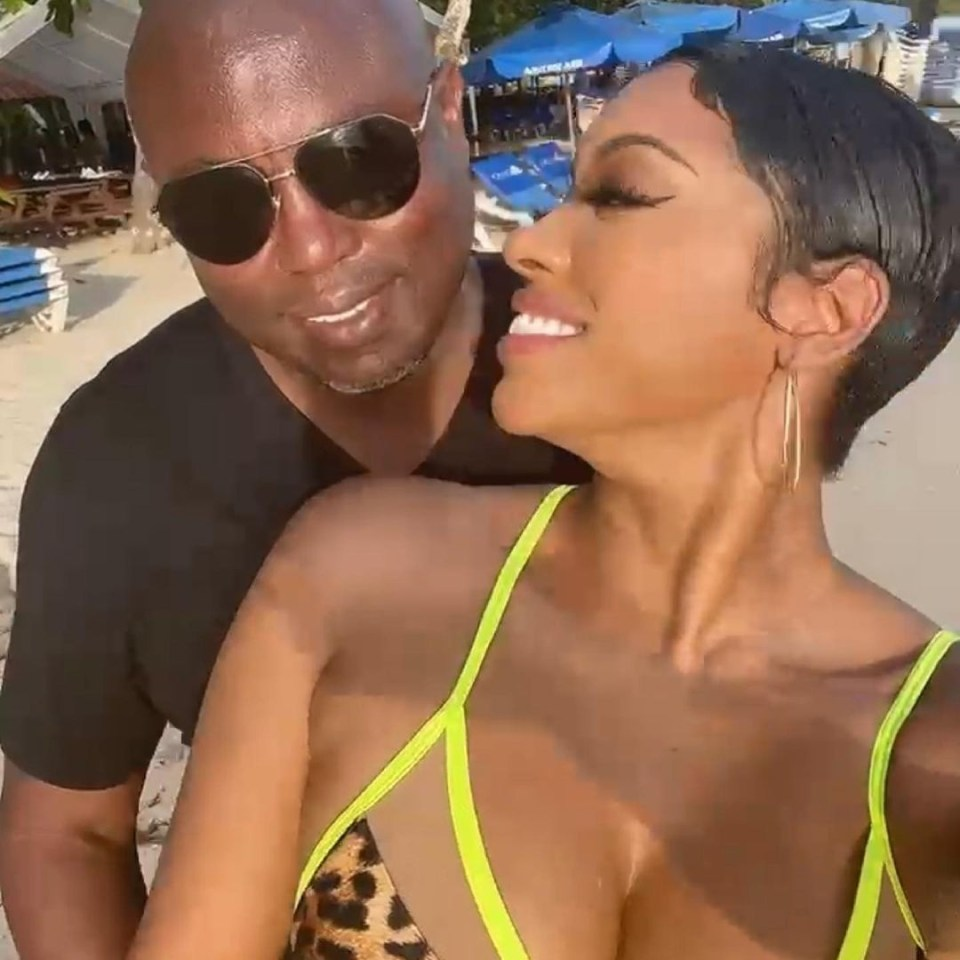 Simon and Porsha claimed they were very happy