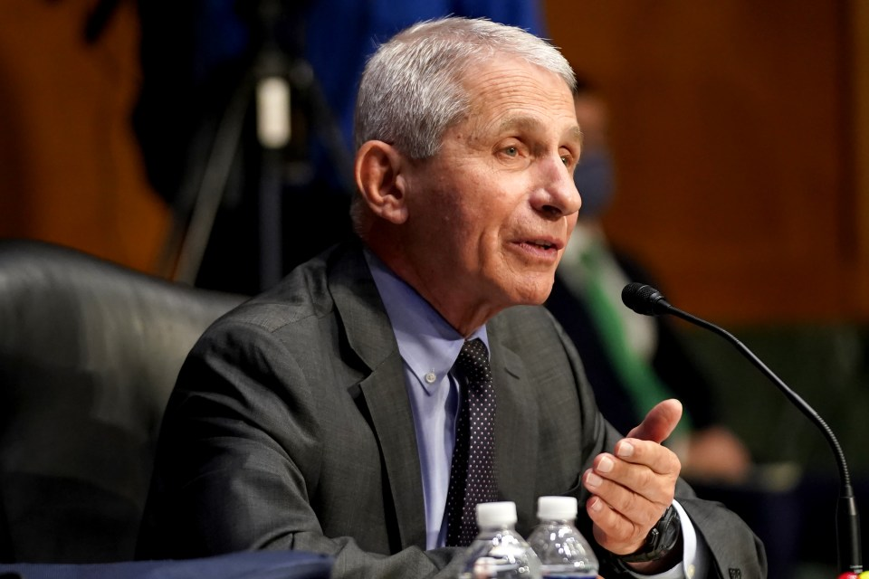 Fauci also addressed his clash with Senator Rand Paul earlier this week