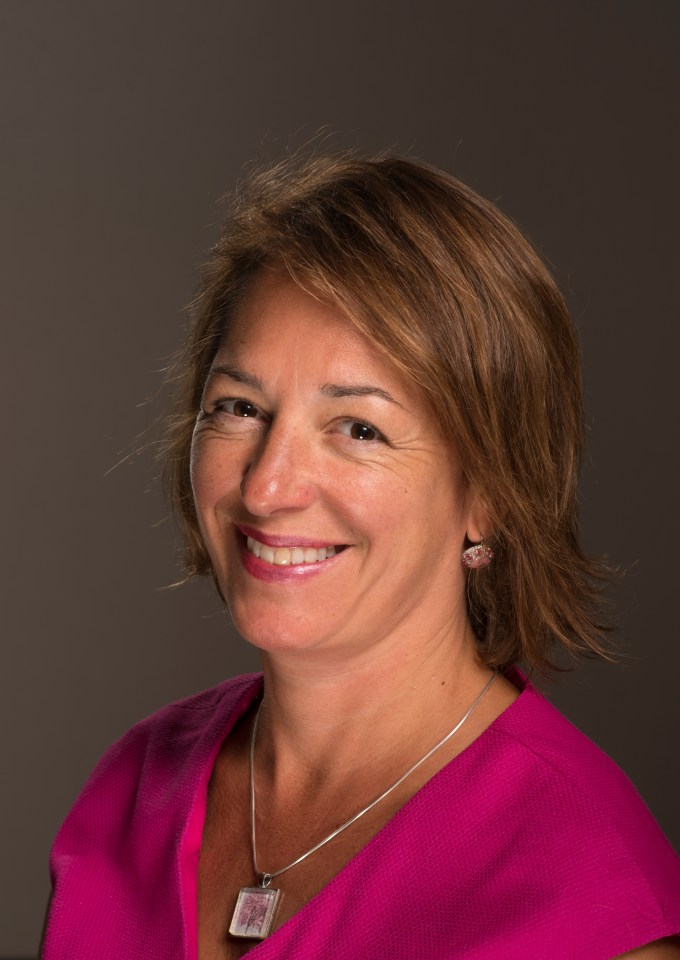 Carol Leonnig won a Pulitzer Prize for reporting on the Secret Service