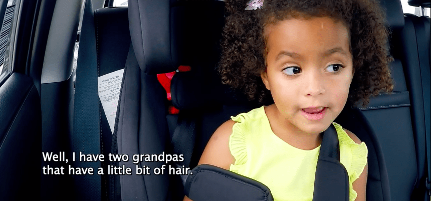 The moment was documented on Tuesday's episode of Teen Mom 2