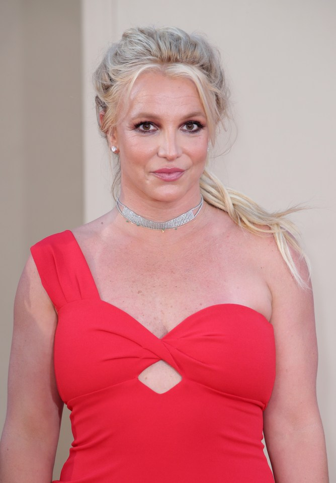 Britney Spears has been locked in a conservatorship since she was age 25