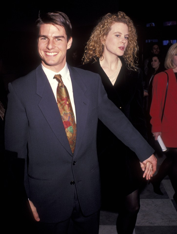 The exes divorced in 2001
