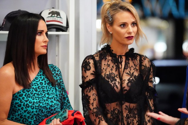 Dorit claimed she's never gotten a nose job on the new episode of RHOBH