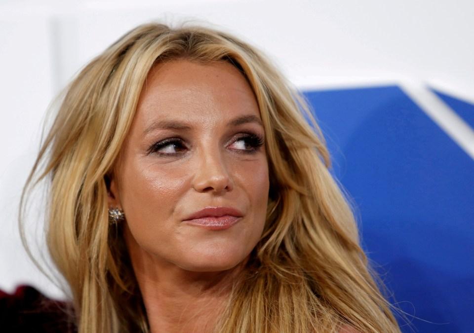 Britney likened her conservatorship to sex trafficking