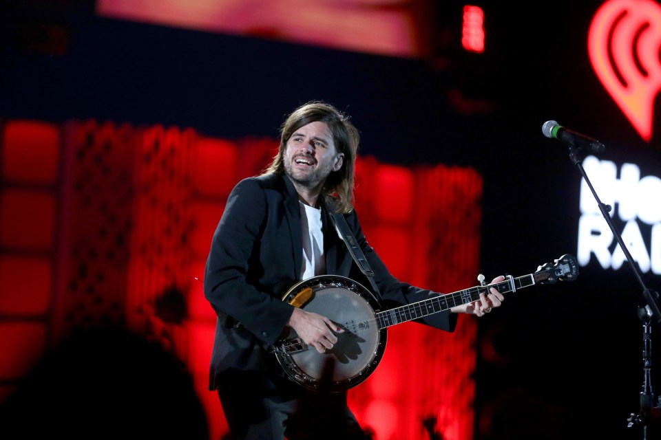 Winston Marshall was widely known as the lead guitarist of the folk-rock group Mumford and Sons