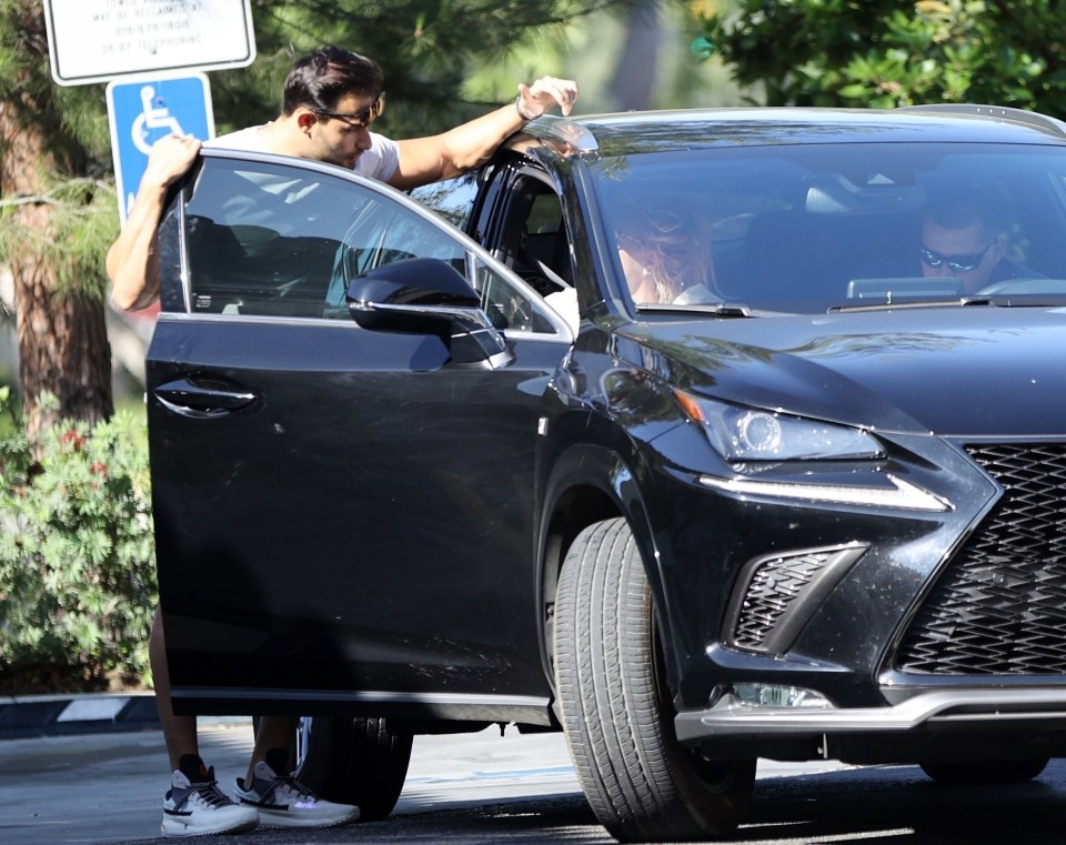 Britney has leaned on Sam amid the conservatorship legal battle