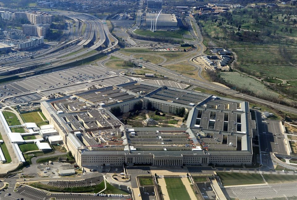 The Pentagon said the strikes were justified under international law