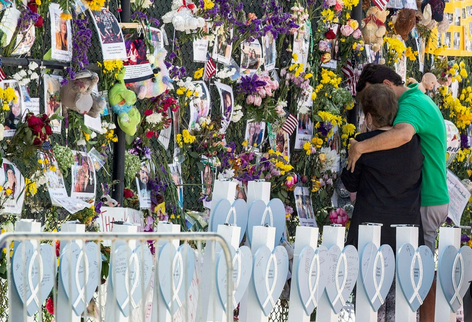 Only 95 of the 97 bodies have been identified