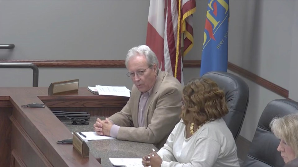 """Tarrant Councilman John """"Tommy"""" Bryant is facing calls to resign after he used a racial slur during a public meeting on Monday"""