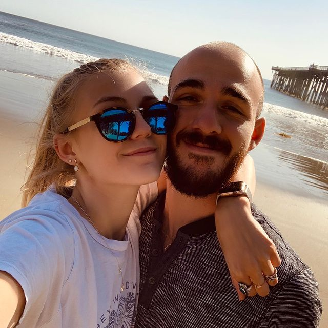 She had been traveling with her boyfriend across America in a camper van