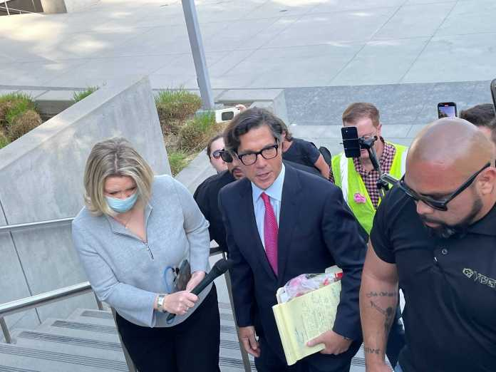 After Matthews made her powerful arguments on Wednesday, Judge Brenda Penney agreed that Jamie should be suspended immediately.