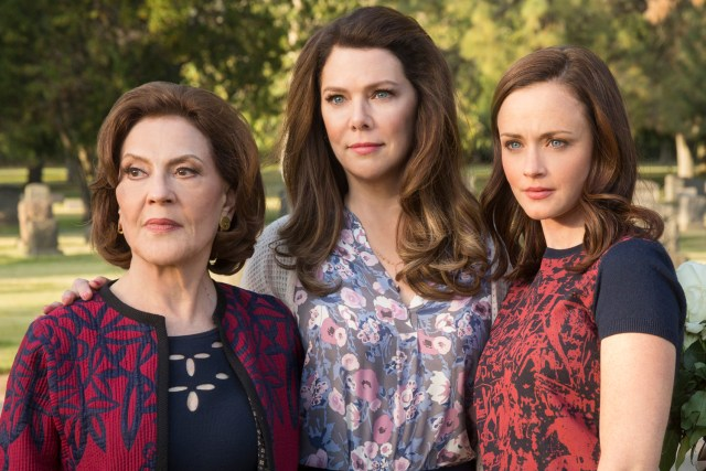 Gilmore Girls ran for seven seasons on the CW and had a reboot on Netflix in 2016