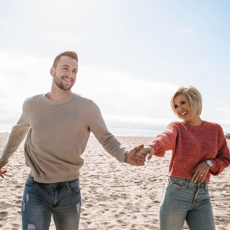 The former couple called off their engagement in September 2020