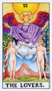 Tarotkaart betekenis de geliefden