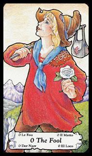 Betekenis Tarotkaart De Dwaas