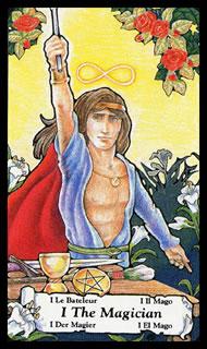 Betekenis Tarotkaart De Magier