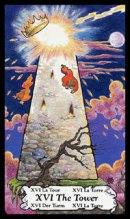 Betekenis Tarotkaart De Toren