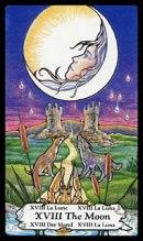 Betekenis Tarotkaart De Maan