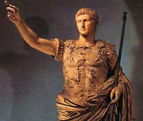 Een heerser als keizer Augustus