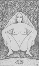Hermetische tarot - de oermoeder