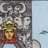 de betekenis van de vogels in de tarotkaart zwaarden koning