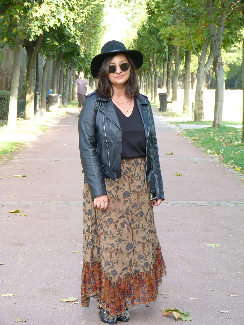 Gipsy Skirt The Trendy Style