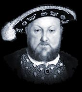 King Henry VIII - Henry VIII Early Life