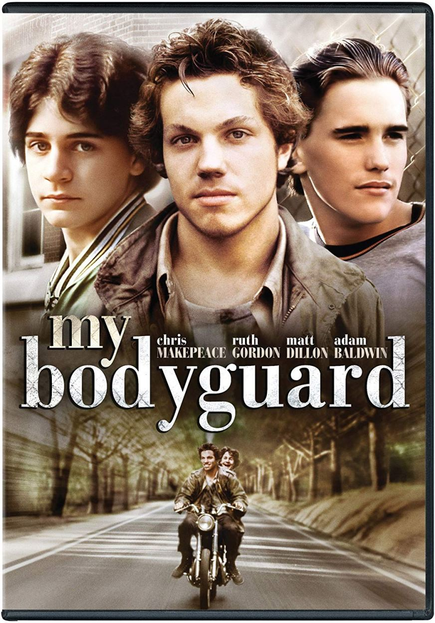 My Bodyguard - The Unknown Movies