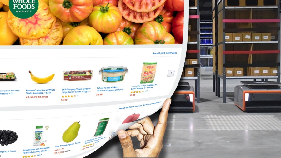What the Online Grocery Wars Really Mean: Automation
