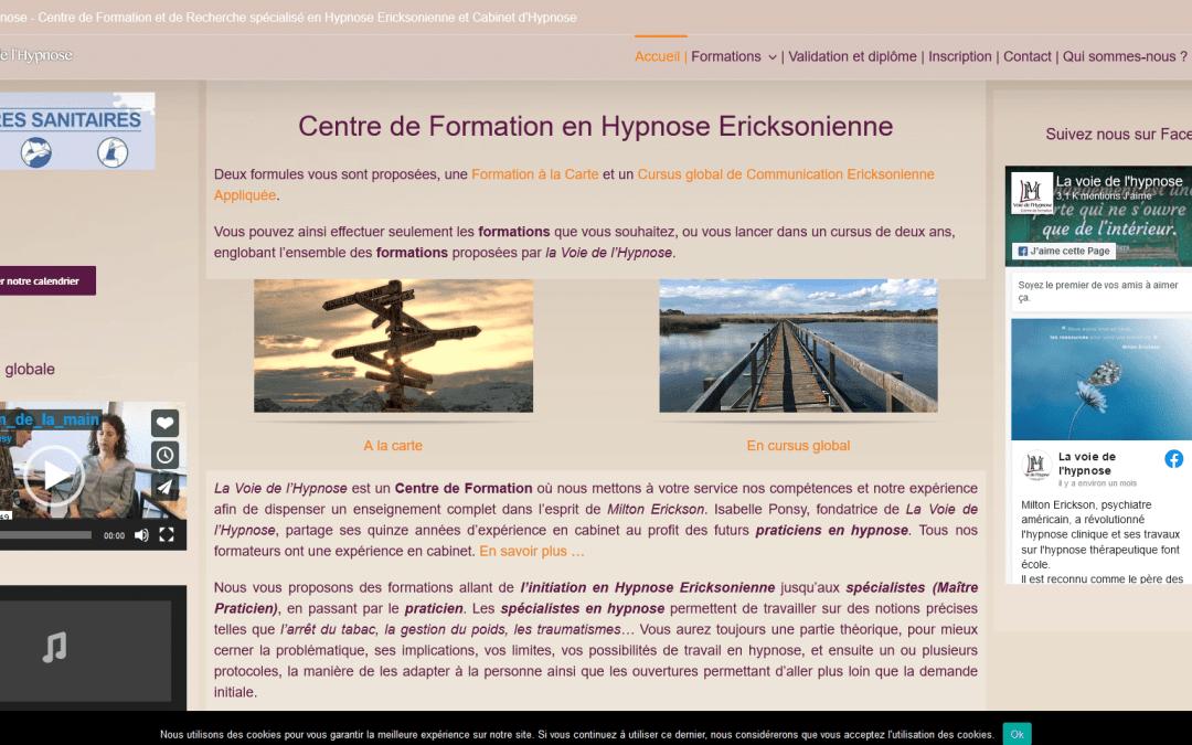 www.lavoiedelhypnose.fr