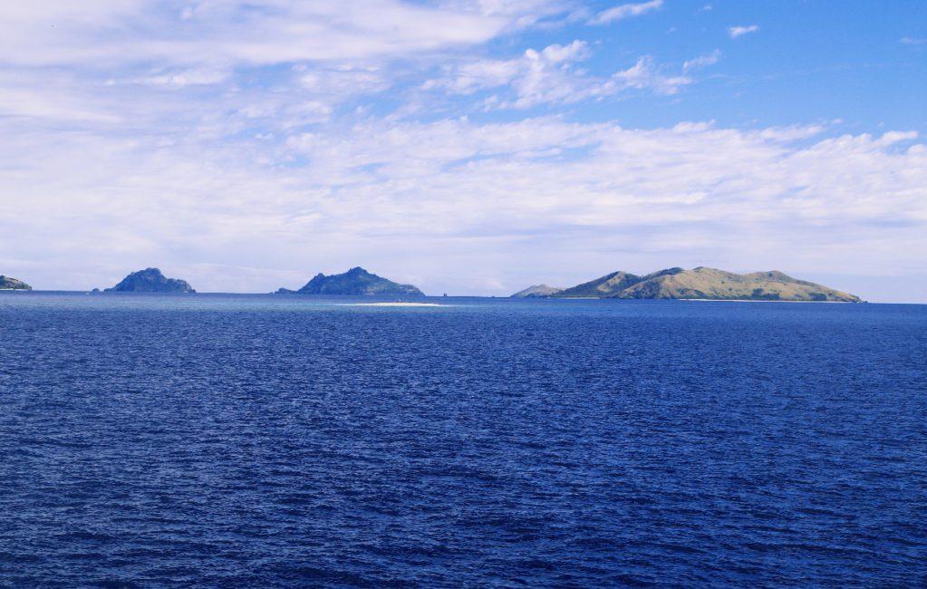 weitere Inselerkundungen …