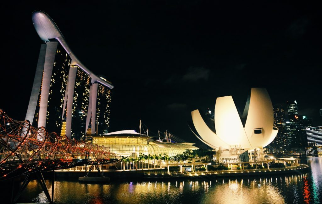 Singapore & Marina Bay Sands Hotel