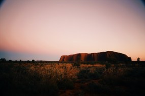 Ayers Rock Sunrise