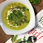 Dreamy Broccoli Soup