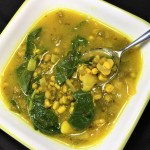 Mung Bean and Kale Soup Recipe