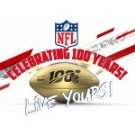 NFL Celebrates 100th Birthday