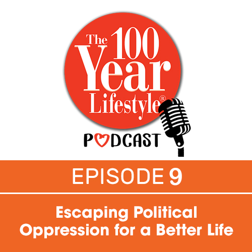 the 100 year lifestyle podcast