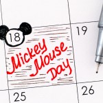 Mickey Mouse Celebrates His 91st Birthday!