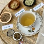 Digestion and Immunity enhancing CCF Tea