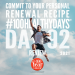 100 Healthy Days™ Week 14- Review, Reflections and Recommitments