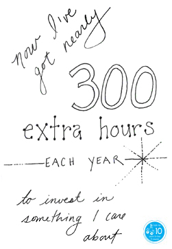 Weekly Exercise Routine got back 300 hours - the10principles