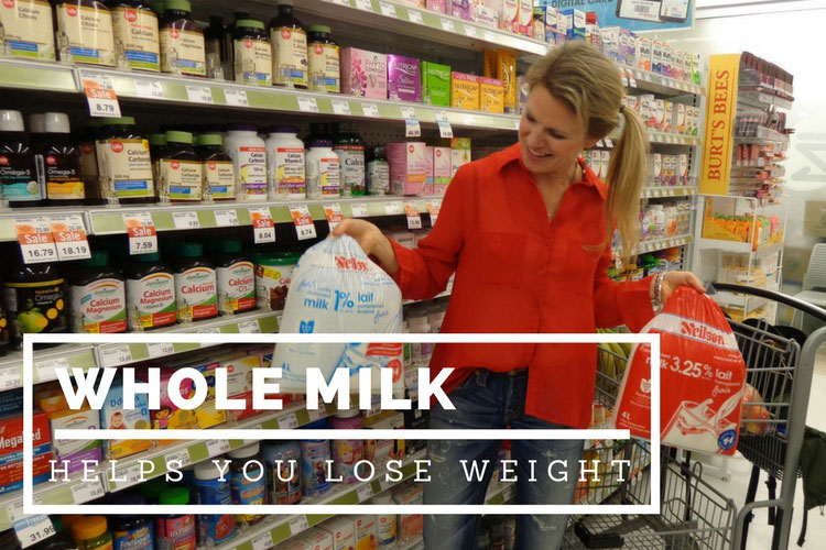 whole milk helps you lose weight - the10principles