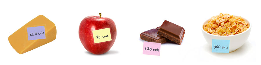 stop counting calories - to lose weight