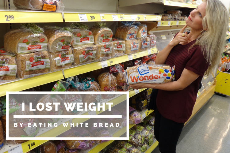 losing weight without bread