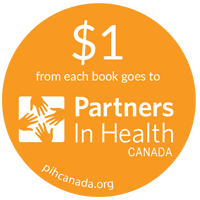 One Dollar from each sale of It Took Me 10 Years To Lose 10 Pounds goes to Partners In Health Canada