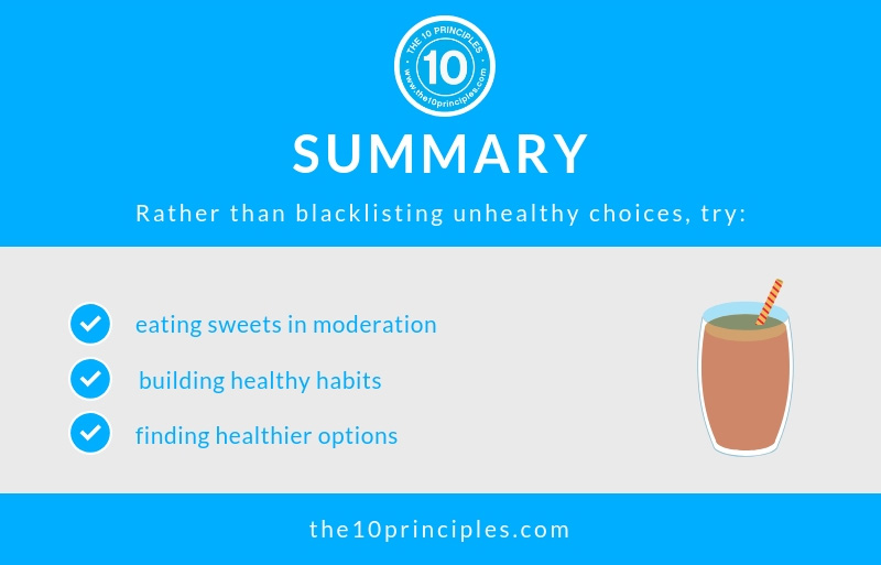Banning chocolate milk in schools: 3 Weight-loss Lessons - Summary