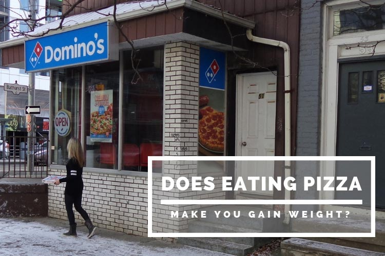 Does eating pizza make you gain weight - the10principles.com