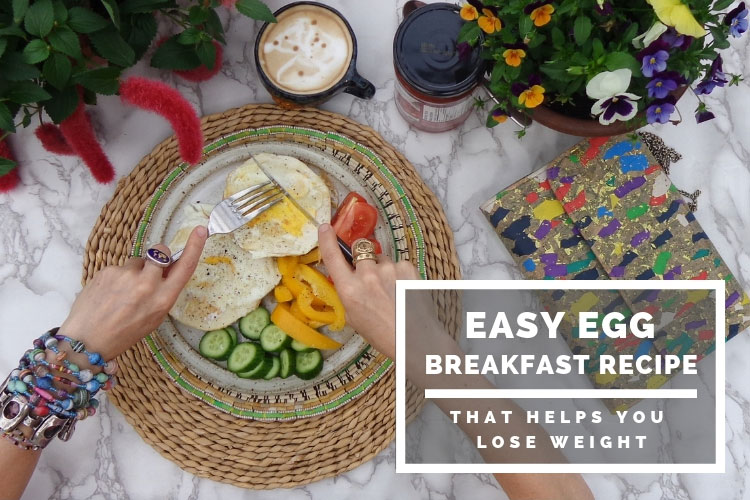 how to lose weight without eating eggs