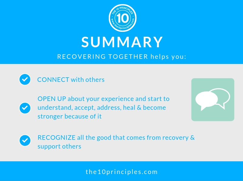 She Recovers - Summary